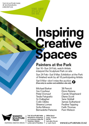 Inspiring Creative Spaces Exhibtn